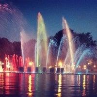 Foto scattata a Gorky Park da Dmitry G. il 7/28/2013