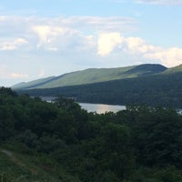 Photo taken at Bald Eagle State Park by Barbara M. on 8/8/2015
