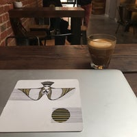 Photo taken at Sextant Coffee Roasters by Jennifer D. on 11/17/2017