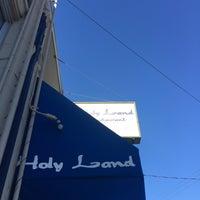 Photo taken at Holy Land Restaurant by Jennifer D. on 11/20/2015