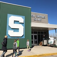 Photo taken at MSU Surplus Store by Kyle T. on 4/7/2017