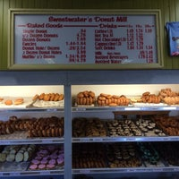 Photo taken at Sweetwater's Donut Mill by Kyle T. on 9/28/2014