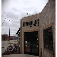 Photo taken at Lemonjello's Coffee by Kyle T. on 4/24/2013