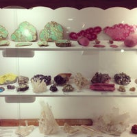 Photo taken at Rice NW Museum of Rocks and Minerals by Cora C. on 12/14/2012