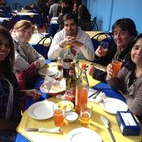 Photo taken at Mercado Central de El Quisco by Felipe J. on 9/21/2012