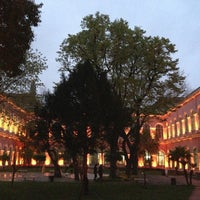 Photo prise au İstanbul Teknik Üniversitesi par Muhammet G. le4/16/2013