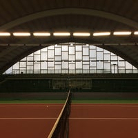 Photo taken at Kronprinsens Tennishall & Tenniscenter by Anna O. on 12/22/2016