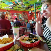 Photo taken at Tijuana Flats by Angie W. on 10/11/2016