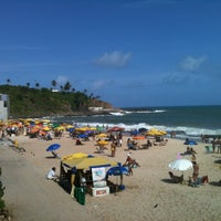 Photo taken at Praia do Buracão by Leonardo P. on 1/13/2013