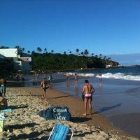 Photo taken at Praia do Buracão by Leonardo P. on 7/21/2013