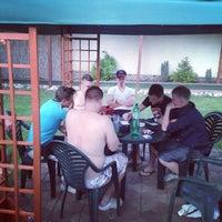 Photo taken at Penzion Almada by Dominik M. on 6/6/2014
