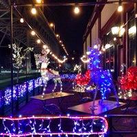 Photo taken at Yokoso Japanese Steak House by Firas B. on 12/19/2012