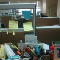Photo taken at Synergy Building by Yudianto R. on 12/16/2013