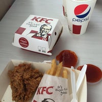 Photo taken at KFC by zielahsndn on 1/1/2017