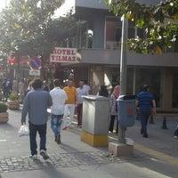 Photo taken at hotel grand yılmaz by Engin A. on 4/18/2016