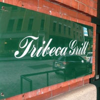 Photo taken at Tribeca Grill by Mitchell C. on 5/7/2013