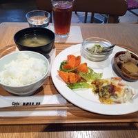 5/25/2018にKyokoがCafé & Meal MUJIで撮った写真