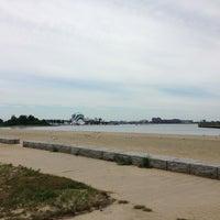 Photo Taken At Tenean Beach By Bruno M On 8 3 2013