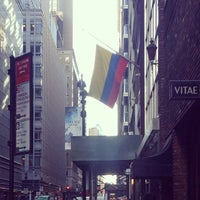 Photo taken at Colombian Consulate by Vanessa R. on 4/24/2014