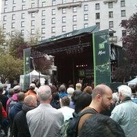 Photo taken at Vancouver International Jazz Festival by Albert C. on 6/23/2013