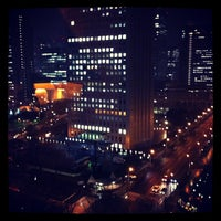 Photo taken at Hilton Tokyo by Erika S. on 12/17/2012