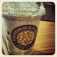 Photo taken at Bengawan Solo Coffee by nurma l. on 9/19/2012