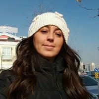 Photo taken at Havaş Ege Park İstasyonu by Yasemin S. on 1/2/2017