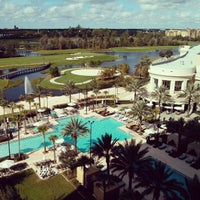 Photo prise au Waldorf Astoria Orlando par Олег Д. le12/16/2012