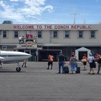 Photo taken at Key West International Airport (EYW) by Josh Z. on 9/15/2012