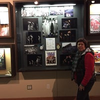 Photo taken at Red Rocks Interactive Hall Of Fame by Janie A. on 12/24/2015