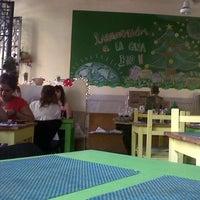 Photo taken at Bio Restaurant by Paula S. on 12/21/2012