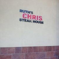 Photo taken at Ruth's Chris Steak House by Derek J. on 2/20/2013