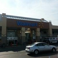 Photo taken at Walmart Supercenter by Ishmael H. on 9/14/2012
