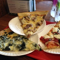 Photo taken at Euro Pizza by Alan P. on 10/22/2012