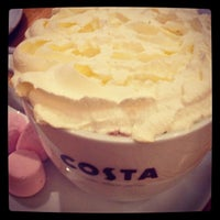Photo taken at Costa Coffee by Stephen M. on 11/24/2012