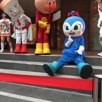 Photo taken at 仙台アンパンマン&ペコズキッチン by miya T. on 8/16/2016