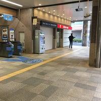 Photo taken at Chuo-Rinkan Station by miya T. on 4/12/2017
