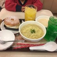 Photo taken at Mister Donut by miya T. on 2/20/2017
