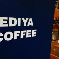 Photo taken at EDIYA COFFEE by 917 on 7/11/2013