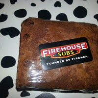 Photo taken at Firehouse Subs by Danielle M. on 4/7/2013