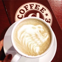 Photo taken at Coffee@Coffee by Katya O. on 6/8/2016
