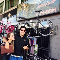 Photo taken at Cycling Bike Sports by Gabriel M. on 5/20/2014