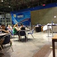 Foto tirada no(a) SESC Campinas por Pedro L. em 12/11/2012