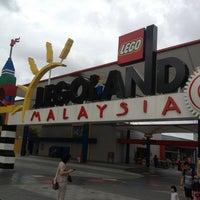 Photo taken at LEGOLAND Malaysia by Arief Mulya R. on 7/5/2013