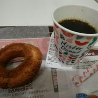 Photo taken at Mister Donut by あおぞら on 12/9/2017