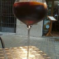 Photo taken at Restaurant Bombay city Barcelona by Patrick on 8/5/2016