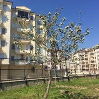Photo taken at 75.Yıl Orta Okulu by Ayça 4. on 3/30/2016