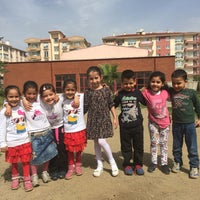Photo taken at 75.Yıl Orta Okulu by Ayça 4. on 4/14/2016