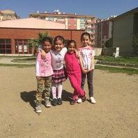 Photo taken at 75.Yıl Orta Okulu by Ayça 4. on 4/6/2016
