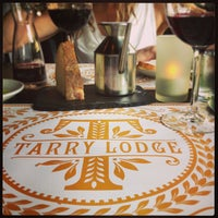Photo taken at Tarry Lodge Enoteca & Pizzeria by Chris T. on 7/27/2013